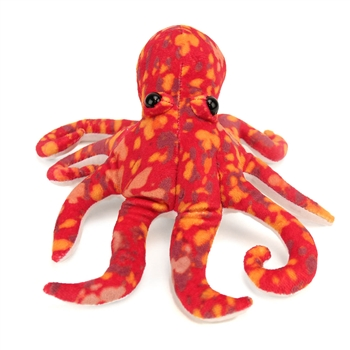 Stuffed Octopus Conservation Critter by Wildlife Artists