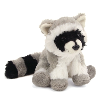 Stuffed Raccoon Conservation Critter by Wildlife Artists