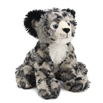 Plush Snow Leopard 10 Inch Conservation Critter by Wildlife Artists