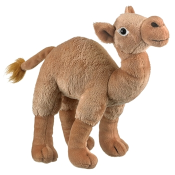 Plush Camel 11 Inch Conservation Critter by Wildlife Artists