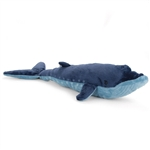 Plush Blue Whale 18 Inch Conservation Critter by Wildlife Artists