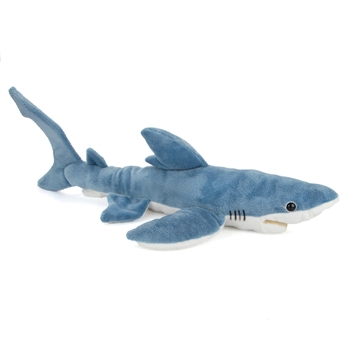 Plush Blue Shark 20 Inch Conservation Critter by Wildlife Artists