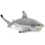 Plush Blacktip Shark 18 Inch Conservation Critter by Wildlife Artists