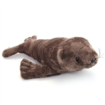Plush Sea Lion 15 Inch Conservation Critter by Wildlife Artists