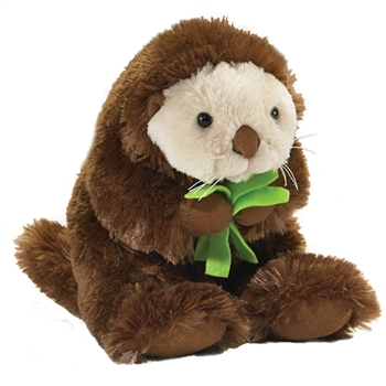 Plush Sea Otter 17 Inch Conservation Critter by Wildlife Artists