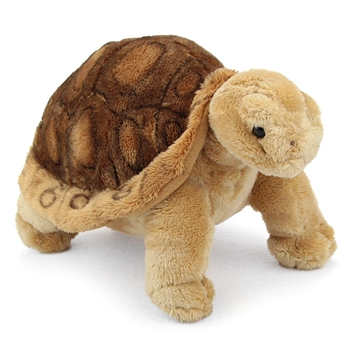 Plush Tortoise 11 Inch Conservation Critter by Wildlife Artists