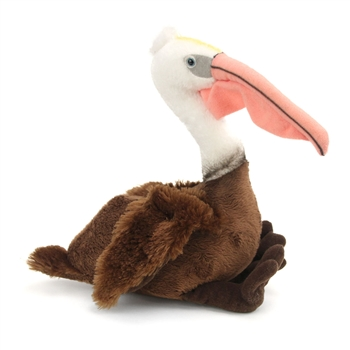 Plush Pelican 15 Inch Conservation Critter by Wildlife Artists