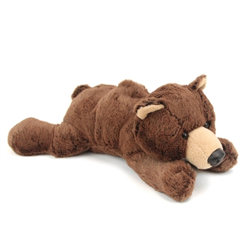 Plush Grizzly Bear 14 Inch Conservation Critter by Wildlife Artists