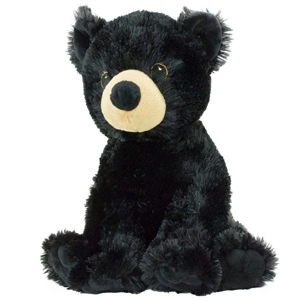 Large Stuffed Black Bear Conservation Critter Wildlife Artists