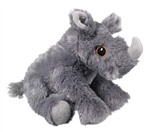 Stuffed Rhinoceros Eco Pals Plush by Wildlife Artists