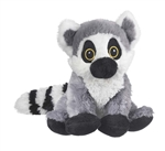 Stuffed Ring-Tailed Lemur Eco Pals Plush by Wildlife Artists