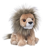 Stuffed Lion Eco Pals Plush by Wildlife Artists