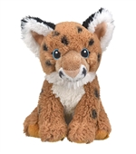 Stuffed Cougar Cub Eco Pals Plush by Wildlife Artists