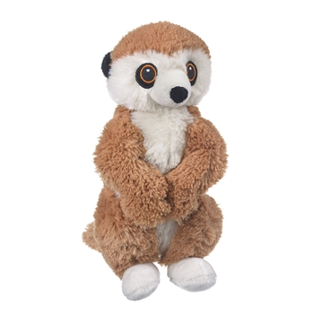 Stuffed Meerkat Eco Pals Plush by Wildlife Artists