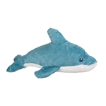 Stuffed Dolphin Eco Pals Plush by Wildlife Artists
