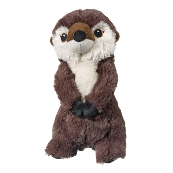 Stuffed River Otter Eco Pals Plush by Wildlife Artists