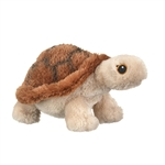 Stuffed Tortoise Eco Pals Plush by Wildlife Artists