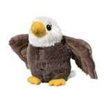 Stuffed Bald Eagle Eco Pals Plush by Wildlife Artists