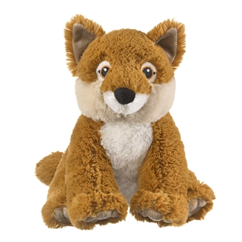 Eco Pals Plush Coyote Pup by Wildlife Artists