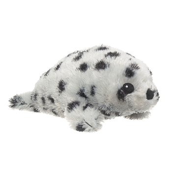 Eco Pals Plush Harbor Seal Pup by Wildlife Artists