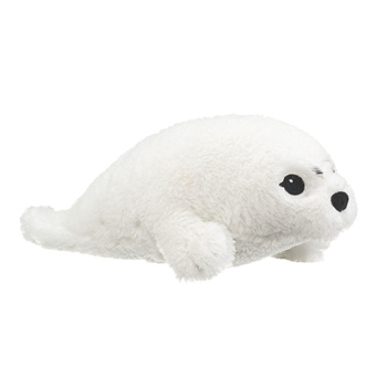 Eco Pals Plush Harp Seal Pup by Wildlife Artists