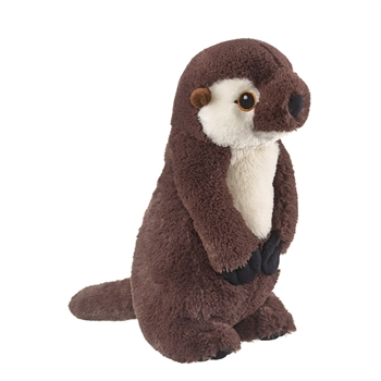 Eco Pals Plush River Otter by Wildlife Artists
