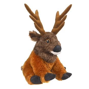Eco Pals Plush Elk by Wildlife Artists