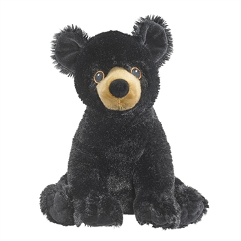 Eco Pals Plush Black Bear by Wildlife Artists