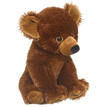Eco Pals Plush Grizzly Bear by Wildlife Artists