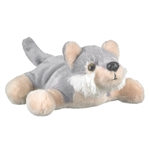 Plush Wolf Finger Puppet Play Critter by Wildlife Artists