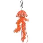Small of the Wild Stuffed Chrysaora Jellyfish Clip by Wildlife Artists
