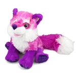 Pink Stuffed Fox Sweet and Sassy Plush Animal by Wild Republic