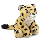 Baby Stuffed Cheetah Mini Cuddlekin by Wild Republic