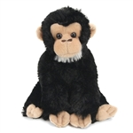 Baby Stuffed Chimp Mini Cuddlekin by Wild Republic