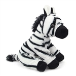 Baby Stuffed Zebra Mini Cuddlekin by Wild Republic