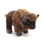 Stuffed Buffalo Mini Cuddlekin by Wild Republic