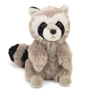 Stuffed Raccoon Mini Cuddlekin by Wild Republic