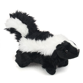 Stuffed Skunk Mini Cuddlekin by Wild Republic