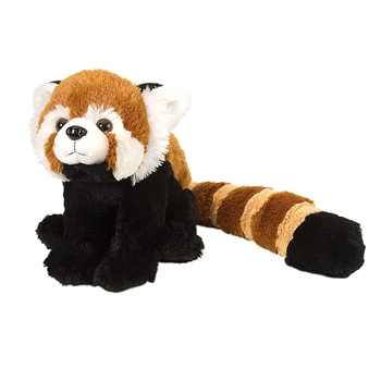 Plush Red Panda 12 Inch Stuffed Animal Cuddlekin by Wild Republic