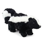 Plush Skunk 12 Inch Stuffed Animal Cuddlekin By Wild Republic