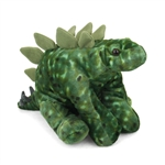 Plush Stegosaurus 12 Inch Stuffed Dinosaur Cuddlekin By Wild Republic