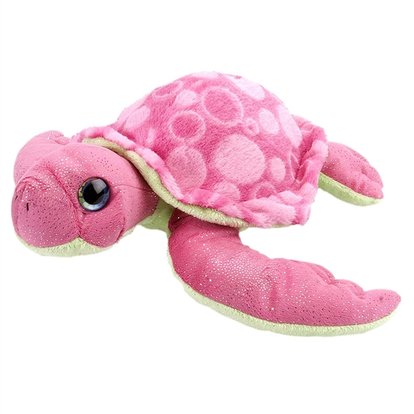 Pink Stuffed Sea Turtle Sweet And Sassy Plush Animal By Wild
