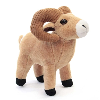 Stuffed Ram Mini Cuddlekin by Wild Republic