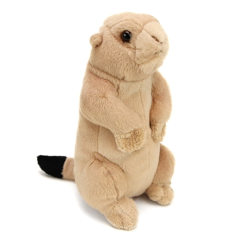 Stuffed Prairie Dog Mini Cuddlekin by Wild Republic