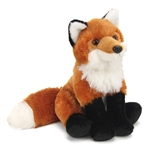 Stuffed Red Fox Mini Cuddlekin by Wild Republic