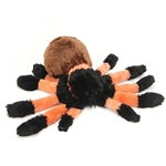 Plush Tarantula 9 Inch Stuffed Animal Cuddlekin by Wild Republic