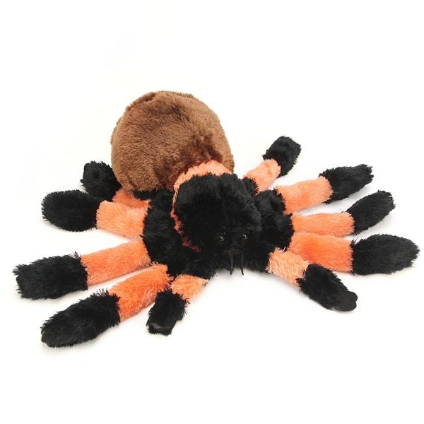 Tarantula Stuffed Animal, Plush Tarantula Cuddlekin By Wild Republic Stuffed Safari