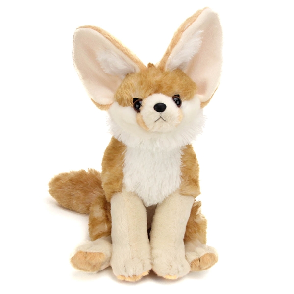 Plush Fennec Fox 12 Inch Stuffed Animal Cuddlekin By Wild Republic