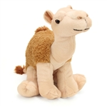 Plush Camel 12 Inch Stuffed Animal Cuddlekin By Wild Republic