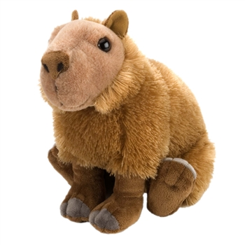 Cuddlekins Capybara Stuffed Animal by Wild Republic